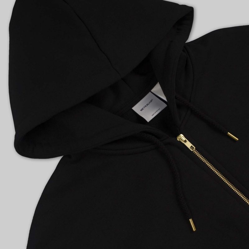 metralha-worldwide-apollo-zip-hoodie-black-yellow