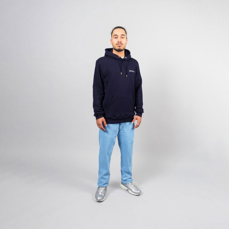 metralha-worldwide-e-commerce-photo-hoodie-navy-blue-back-print-online-store-front-view