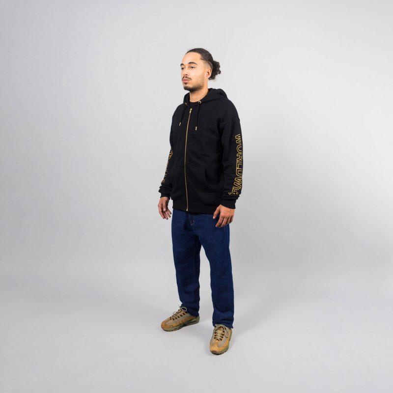metralha-worldwide-e-commerce-photo-zip-hoodie-black-online-store-side-view