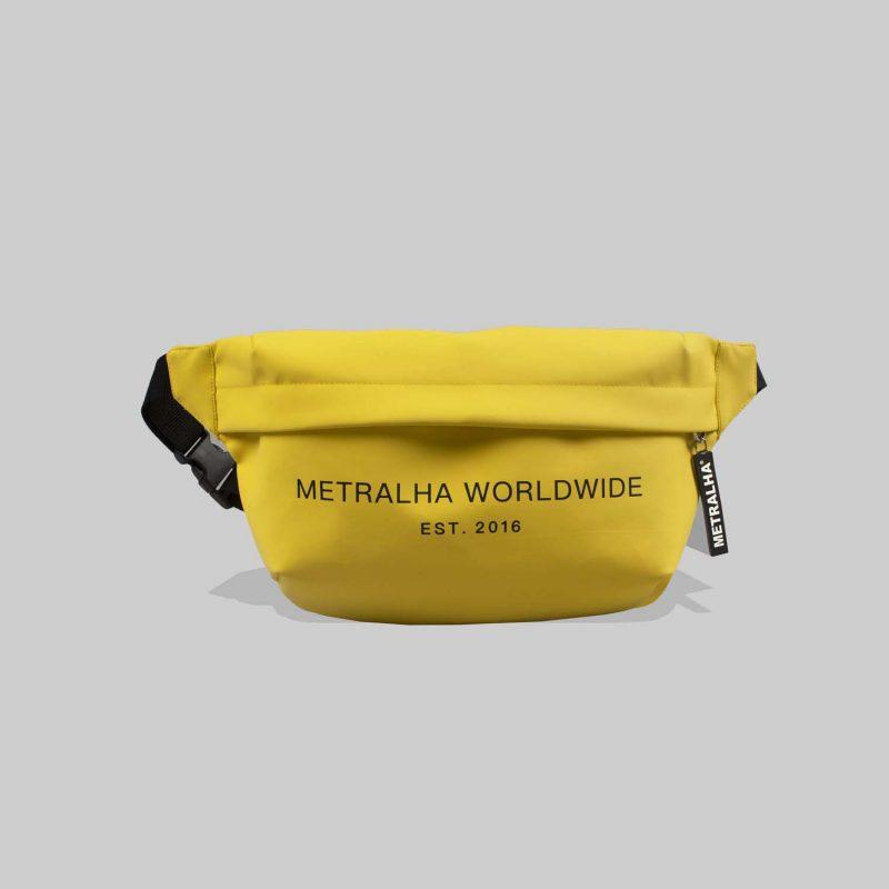 metralha worldwide space bag grey online store